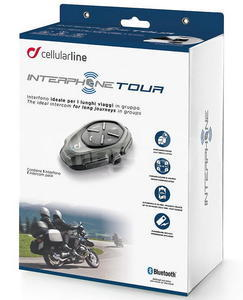 CellularLine Interphone Tour Single Pack - 7