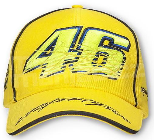 50bb62b38c8 Valentino Rossi VR46 kšiltovka žlutá - e-shop pro motorkáře ...