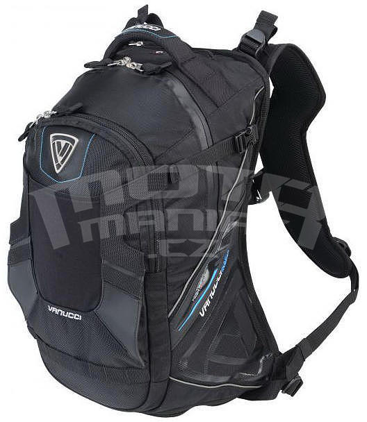 49df5937b4 Vanucci VST06 Backpack - MotoManiac.cz