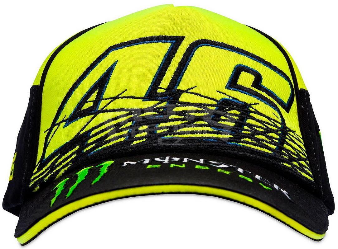 2e42017dae8 Valentino Rossi VR46 Monster kšiltovka - Replica - e-shop pro ...