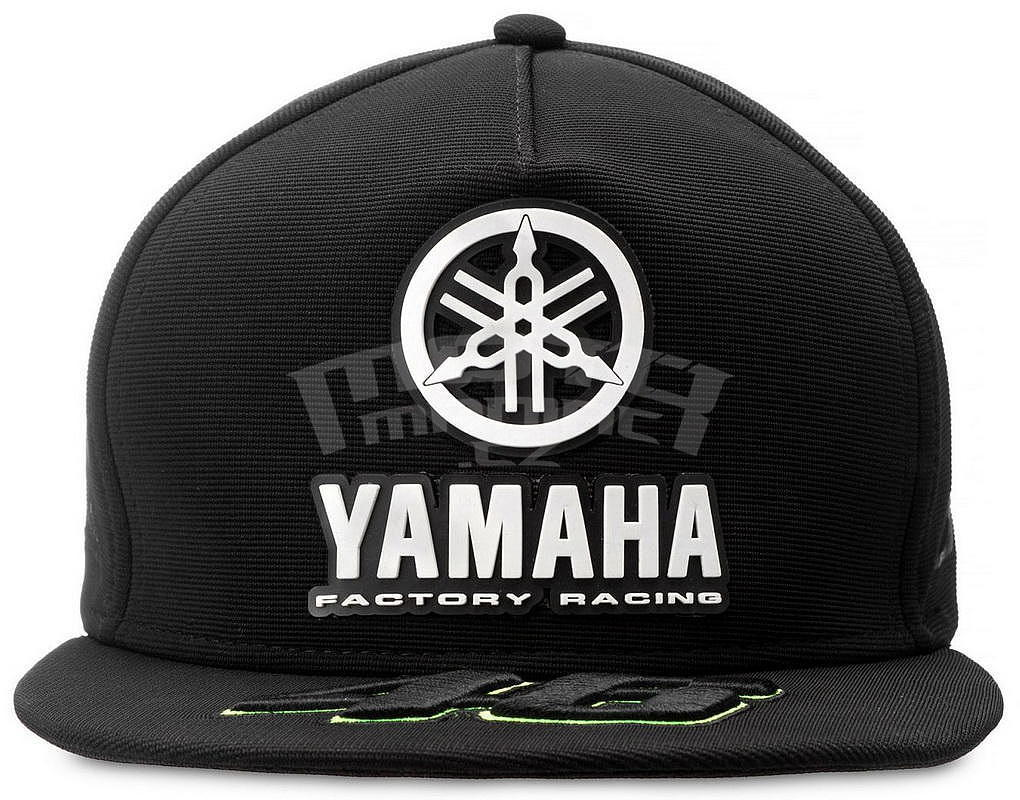 dbce2704285 Valentino Rossi VR46 Yamaha Black Line kšiltovka truckerka - e-shop ...
