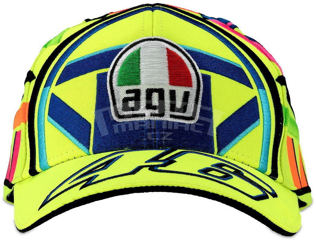 d63f4906ab6 Valentino Rossi VR46 kšiltovka - e-shop pro motorkáře MotoManiac.cz