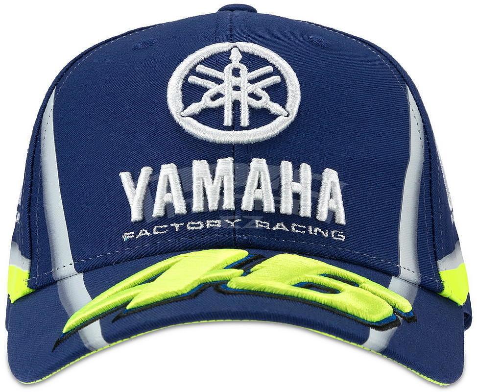 24a59ed51d2 Valentino Rossi VR46 kšiltovka - edice Yamaha - e-shop pro motorkáře ...