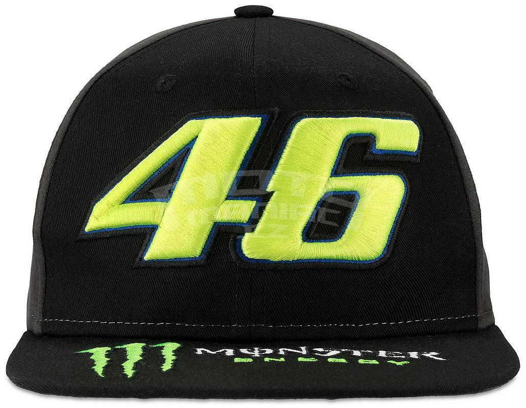 47e4cbcdbca Valentino Rossi VR46 kšiltovka truckerka - edice Monster - e-shop ...