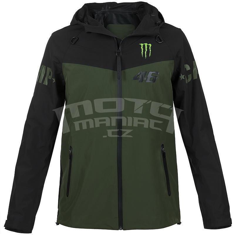 Valentino Rossi VR46 pánská bunda větrovka - edice Monster Camp XL ... dd7ff514d37