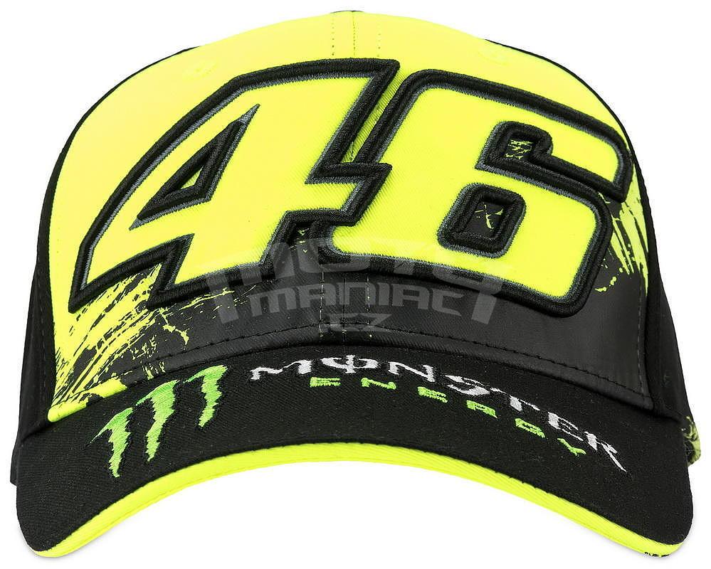 58ef284ff7a Valentino Rossi VR46 kšiltovka - edice Monster - e-shop pro ...