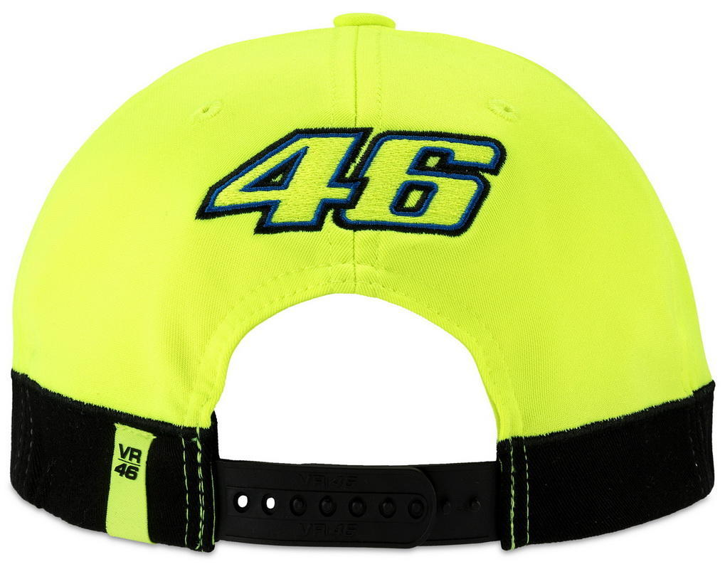 Valentino Rossi VR46 kšiltovka - e-shop pro motorkáře MotoManiac.cz 0adfe1c48d