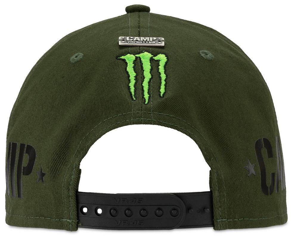 3b36dfdf171 Valentino Rossi VR46 kšiltovka truckerka - edice Monster Camp - e ...